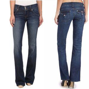 Hudson Signature Boot Cut Signature Stretch Jeans